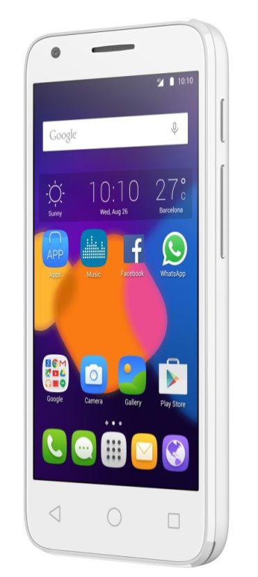 Alcatel one touch pixi 3 Sistema operativo