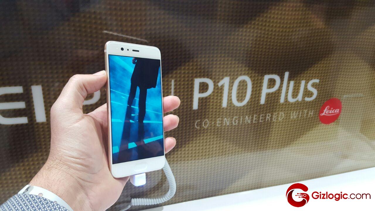 #MWC17: Huawei P10 y P10 Plus, 2 flagship centrados en la fotografía