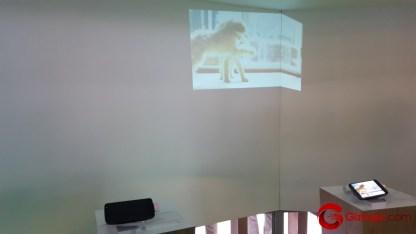 Moto Mod Instant Projector
