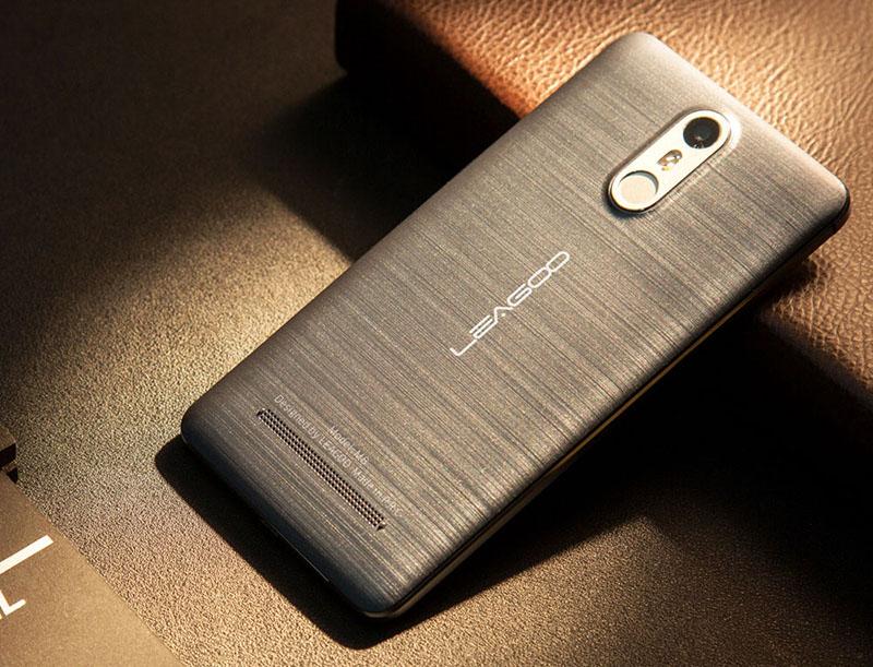 Leagoo m8, un smartphone correcto y muy barato.