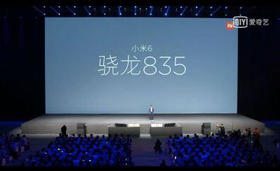 rendimiento xiaomi mi6