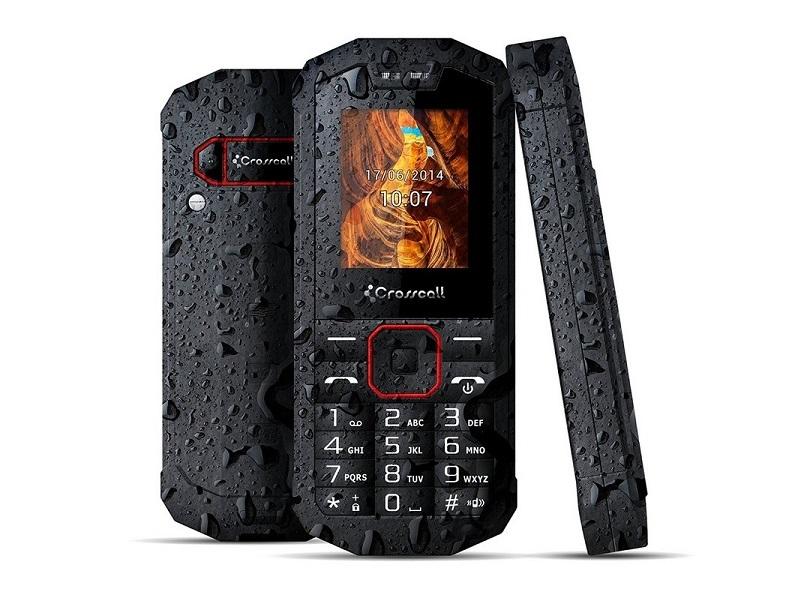 Crosscall Spider-X1, el móvil todoterreno de bajo coste