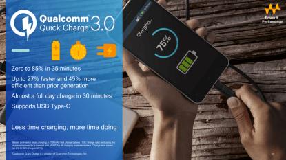 Snapdragon 450 bateria
