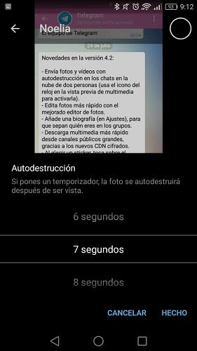 Telegram 4.2