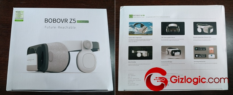 BOBOVR Z5 3D