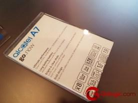 Alcatel A7 XL Especificaciones