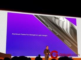 Lenovo Moto X4 Aluminio