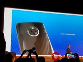 Lenovo Moto X4 Diseño
