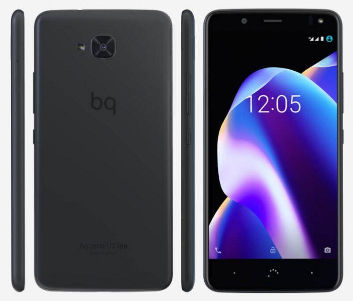 BQ Aquaris U2 Lite, la versión más asequible del móvil español