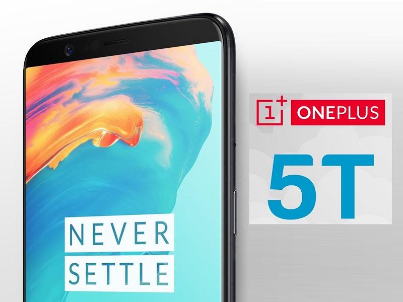 OnePlus 5T, recopilamos toda la información hasta el momento