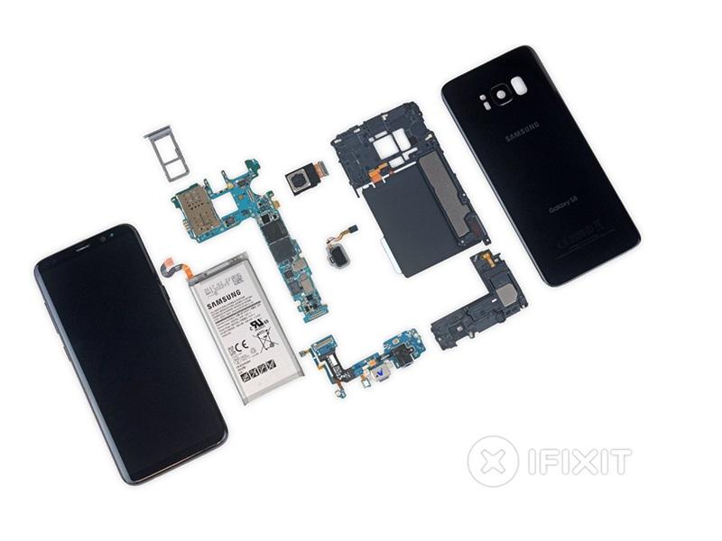 Reparabilidad del Google Pixel 2 XL, ya ha pasado por iFixit
