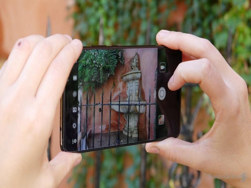 Desbloquear el móvil con sudor será una opción en el futuro