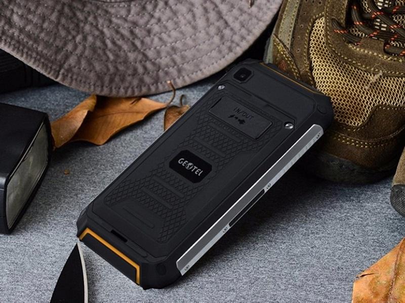 Geotel G1, los teléfonos resistentes están de moda