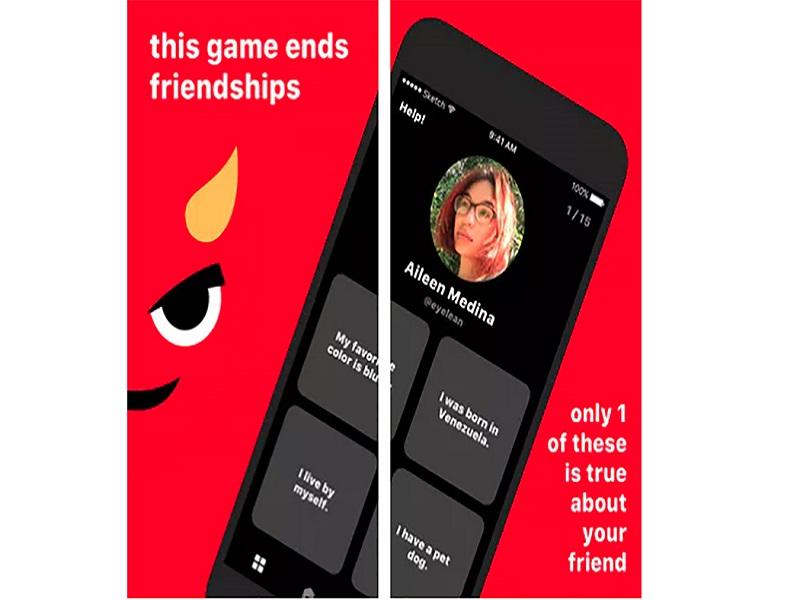Lies, el peligroso juego para conocer a tus amigos