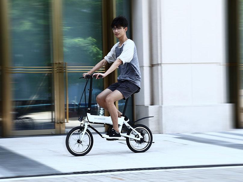 OneBot T4, bicicleta eléctrica china con 30Km de autonomía
