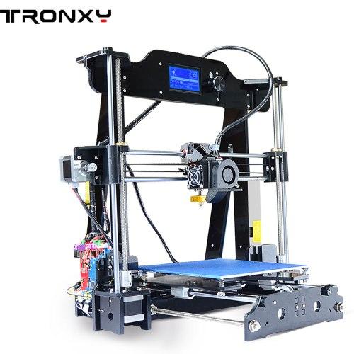 Tronxy X8, DIY
