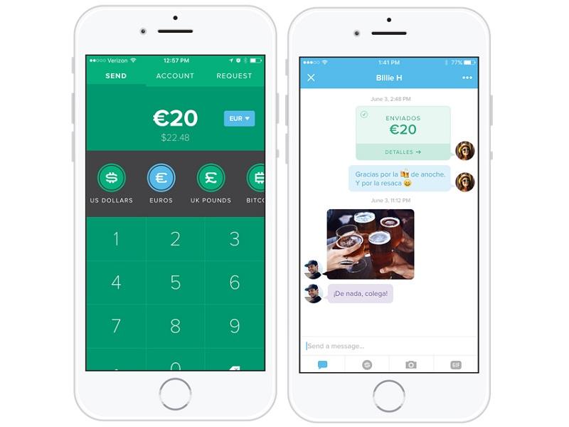 Circle Pay, una nueva app para pagos entre amigos