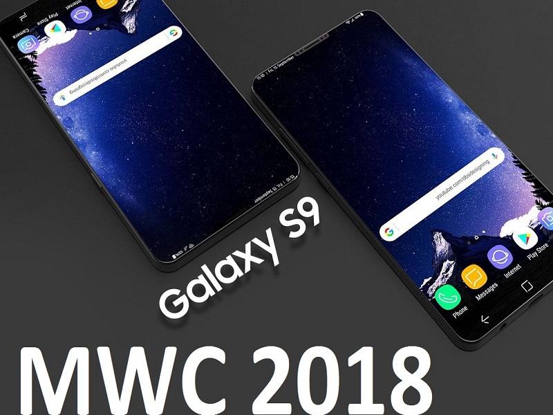 Samsung Galaxy S9, uno de los asistentes al MWC 2018