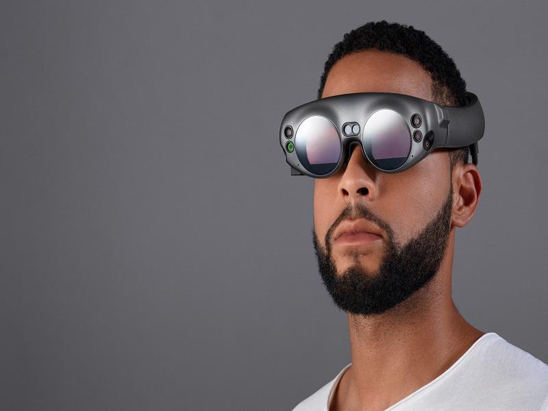Magic Leap, primeras imágenes de las gafas de realidad aumentada