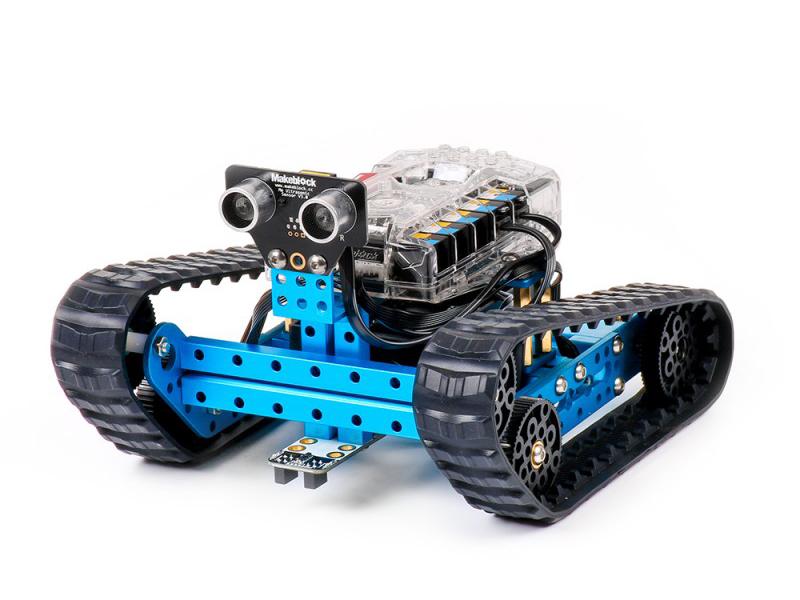 SPC Makeblock 90092 y 90050F, comparativa de ambos robots