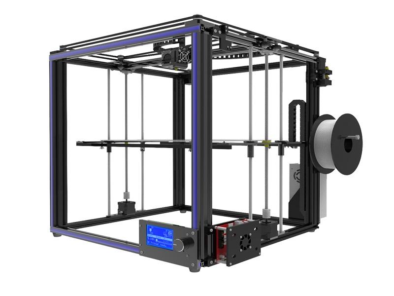 Tronxy X5S, una impresora 3D para presumir con tus amigos