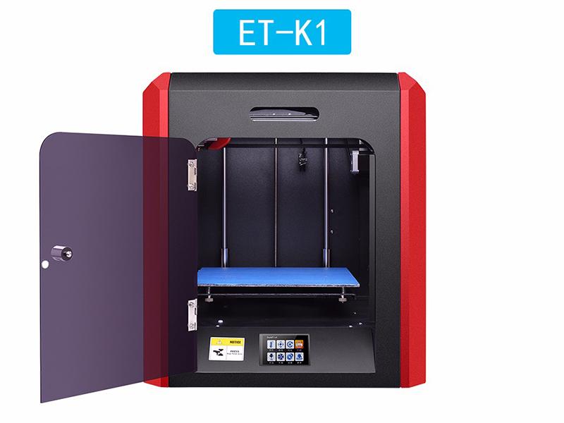 YITE ET – K1, conoce esta impresora 3D lista para usar