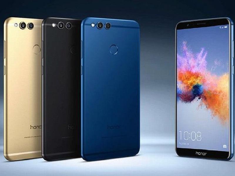 Honor 7X, el primer móvil con desbloqueo facial por debajo de los 300€