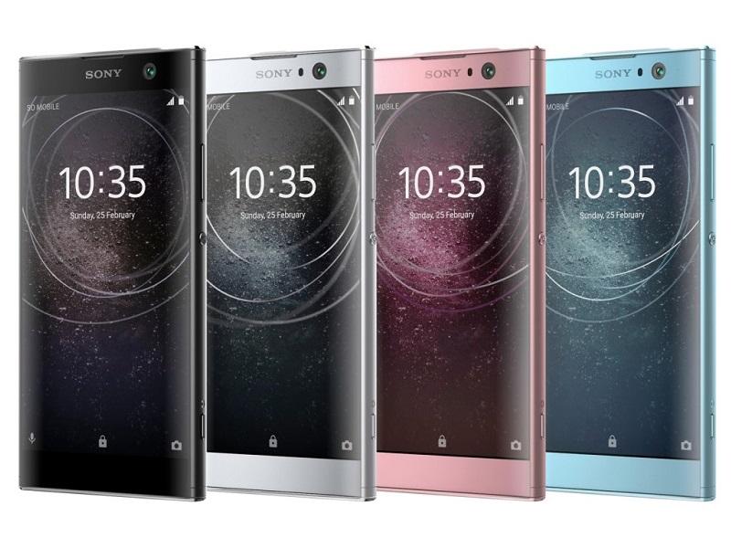 Sony Xperia XA2, XA2 Ultra y L2 filtrados antes del CES 2018