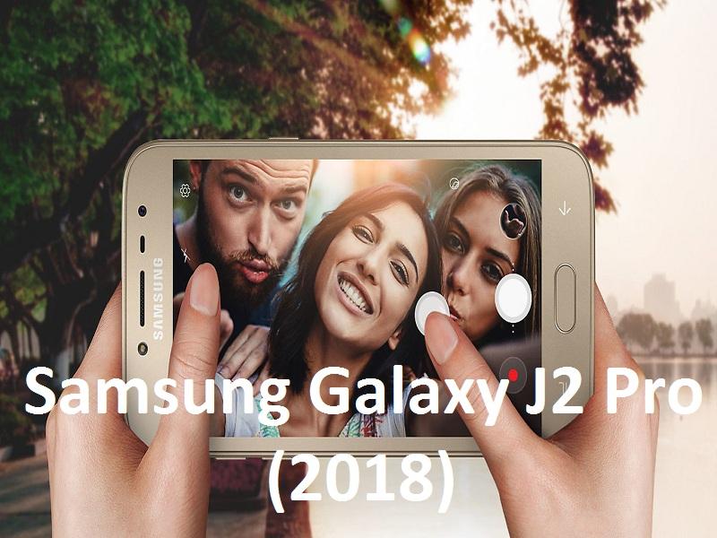 Samsung Galaxy J2 Pro de 2018, un smartphone de gama baja