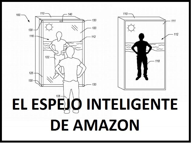 El espejo inteligente de Amazon para poder ir a la moda