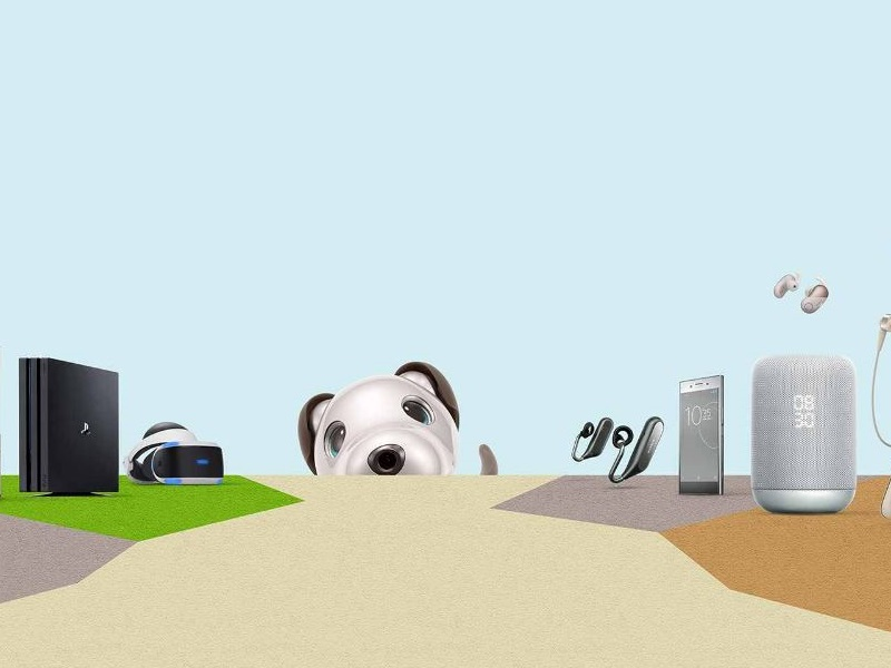 #CES18: Sony muestra sus innovaciones en imagen y sonido