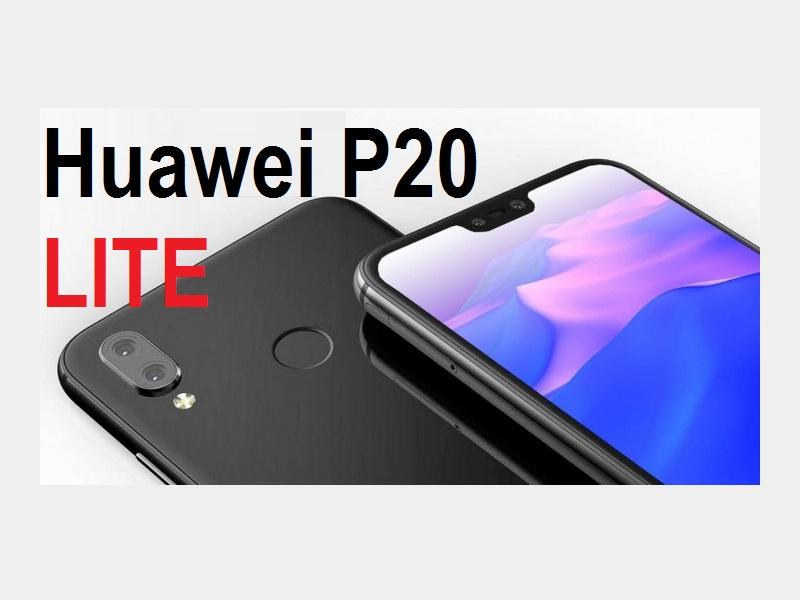 Huawei P20 Lite filtrado en imágenes reales gracias a la FCC