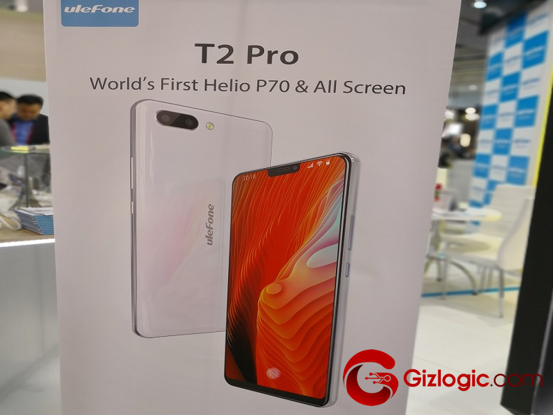 #MWC18: Ulefone T2 Pro, una bestia desatada se aproxima