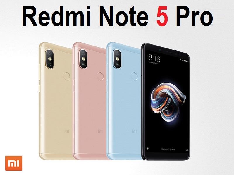 Xiaomi Redmi Note 5 Pro, así es oficialmente el gran esperado