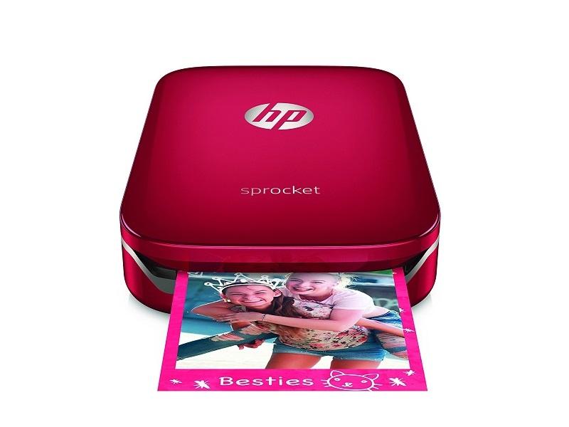 HP Sprocket, imprime tus fotografías en segundos