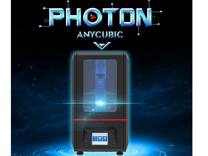 Anycubic PHOTON, una impresora 3D de calidad profesional a un precio competitivo