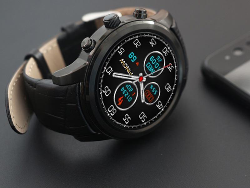 FINOW X5 AIR, un smartwatch mejorado con 2GB de RAM