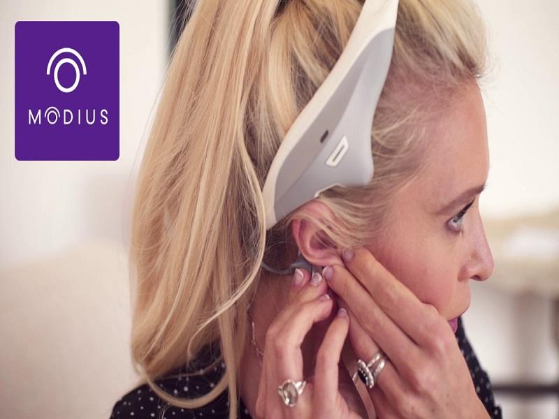 Modius, unos auriculares para perder peso