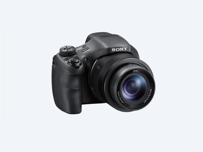 SONY DSC HX350, cámara con zoom óptico 50x y grabación Full HD