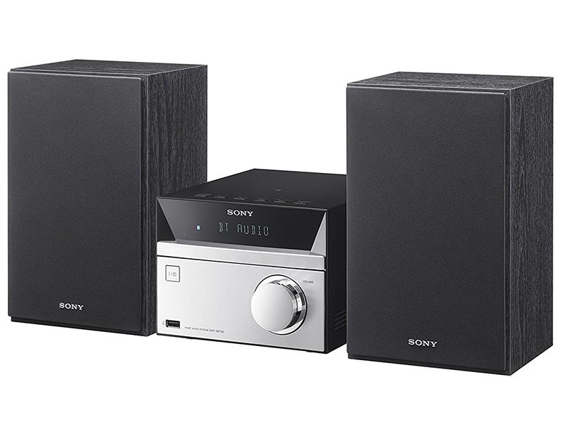 Sony CMT-SBT20, microcadena asequible con gran sonido de bajos
