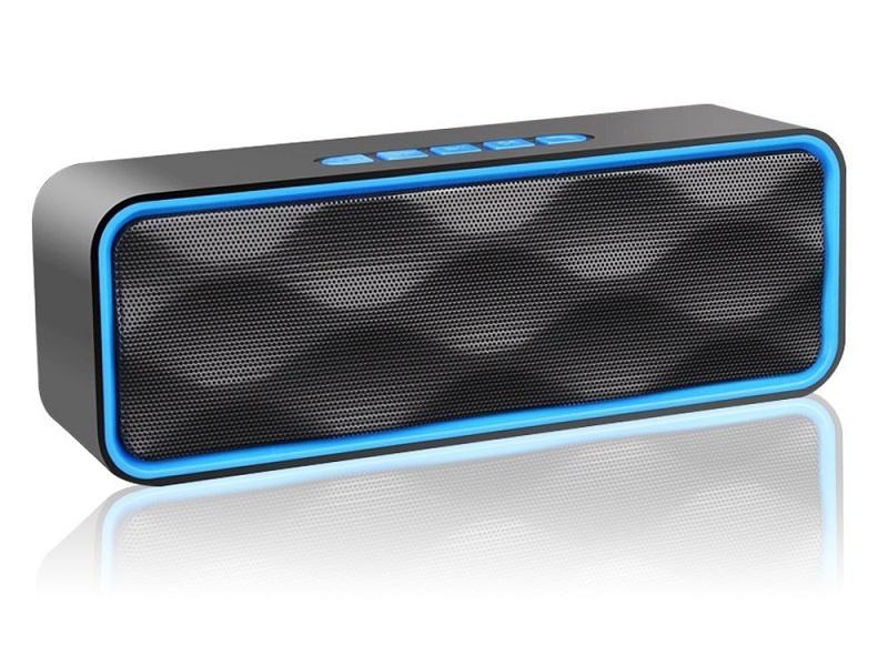 ZoeeTree S1, altavoz inalámbrico con radio FM y soporte para microSD
