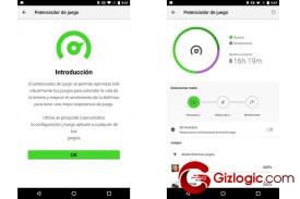 Potenciador de juego, optimiza los recursos del smartphone gaming
