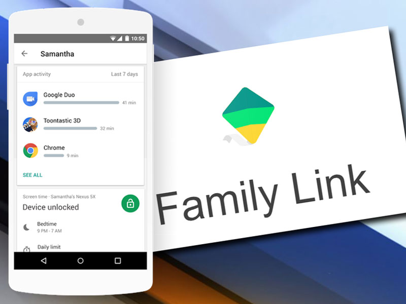GoogleFamilyLink, ya disponible en España y Europa