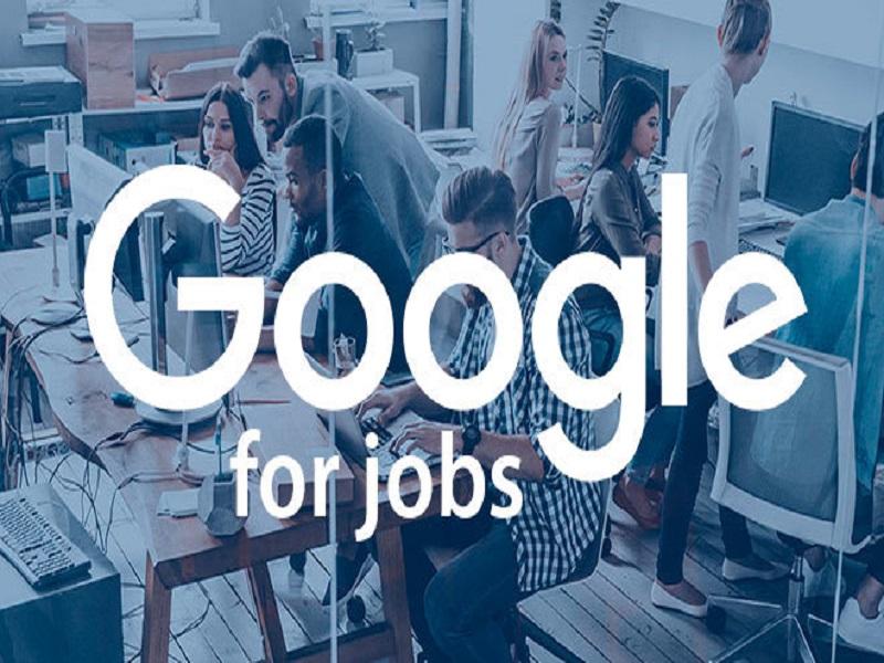 Google: Buscador ahora muestra ofertas de trabajo en algunos países
