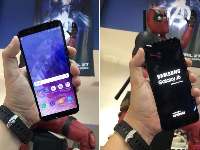 Samsung Galaxy J6 y Galaxy J8, nuevos móviles para el segmento de presupuesto