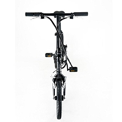 Woxter SG27-090, bici eléctrica plegable con autonomía de