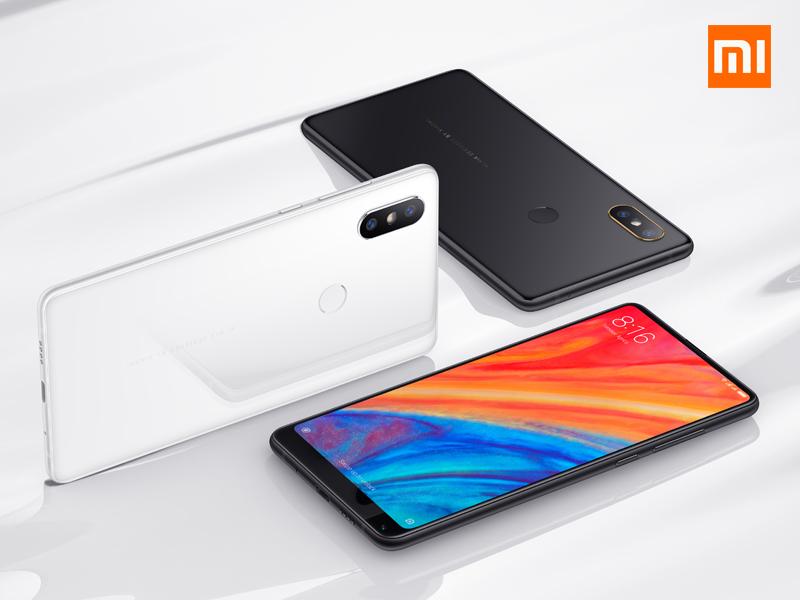 Xiaomi refresca su arsenal en España con elMi MIX 2S yRedmiNote 5