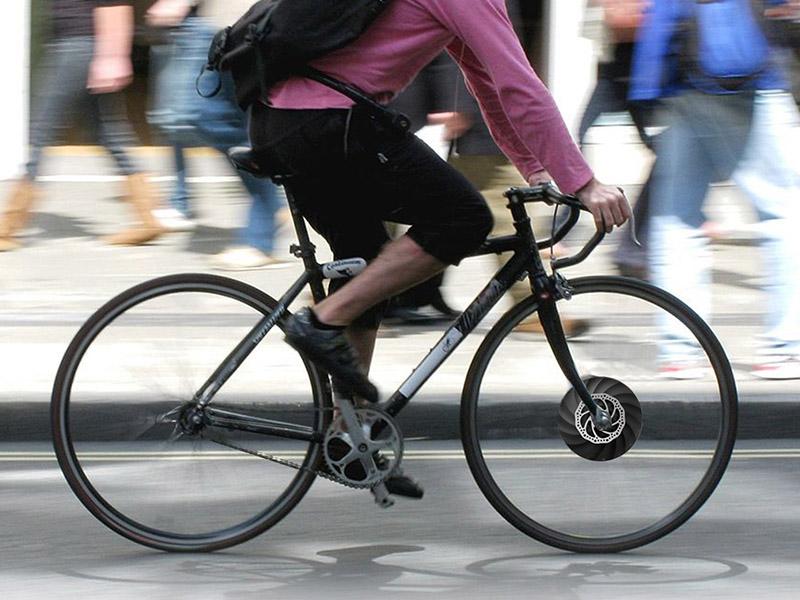 YUNZHILUN 36V – X, convierte cualquier bici en eléctrica con este kit