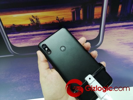 Motorola One Camaras