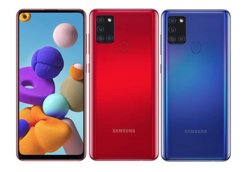 Samsung Galaxy A21s. un gama media renovado con el chip Exynos 850 | Tecnología